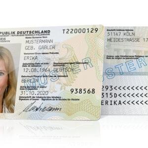 German I.D
