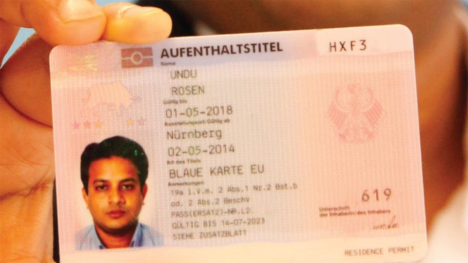 Buy Germany Permanent residence